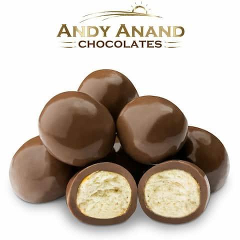 Andy Anand Belgian Chocolate Sea Salt Pretzel Bridge, Amazing-Delicious-Decadent