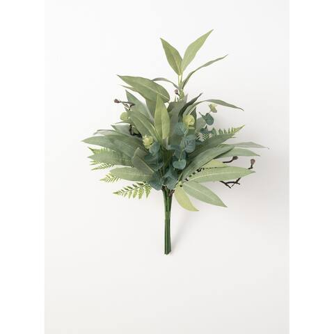 Eucalyptus Mix Bush - Green