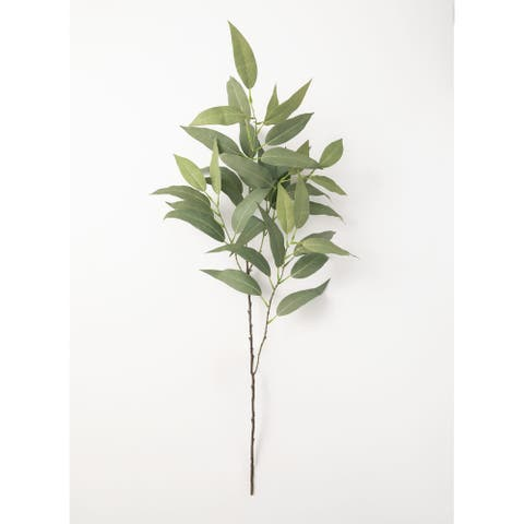 Eucalyptus Leaf Spray - Green