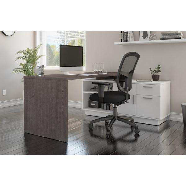 Bestar Equinox L-Shaped Desk. Opens flyout.