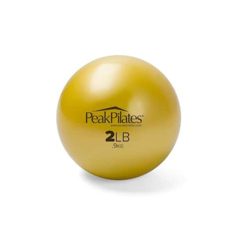 Peak Pilates® Weighted Balls - 2lb