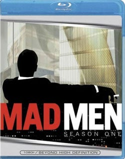 Mad Men Season 1 (Blu-ray Disc)
