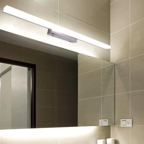 16W 120CM Bathroom Lighting Bar Lamps Bedroom Sconces White Light