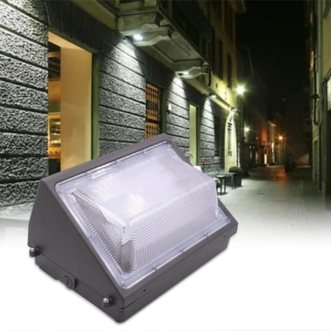 80W 5400LM Waterproof Street Light Outdoor Walkway Lamp
