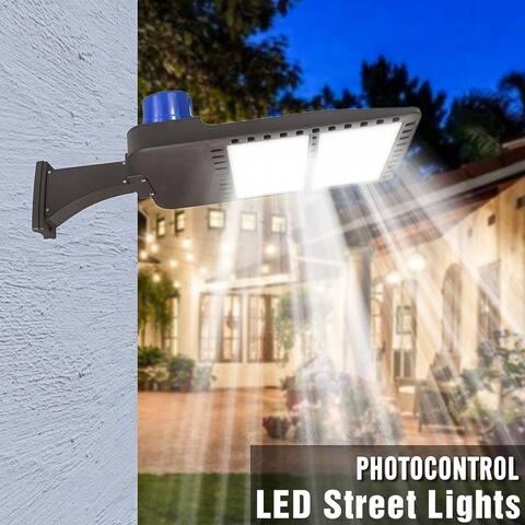 150W Outdoor Waterproof Street Light Walkway Lamp Fixed Handle