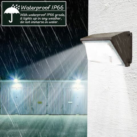 150W 9600LM Waterproof Street Light Outdoor Walkway Lamp