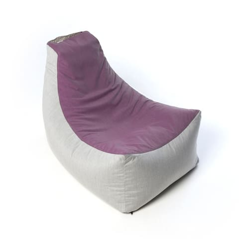Jaxx Juniper Sunbrella Outdoor Bean Bag Patio Chair