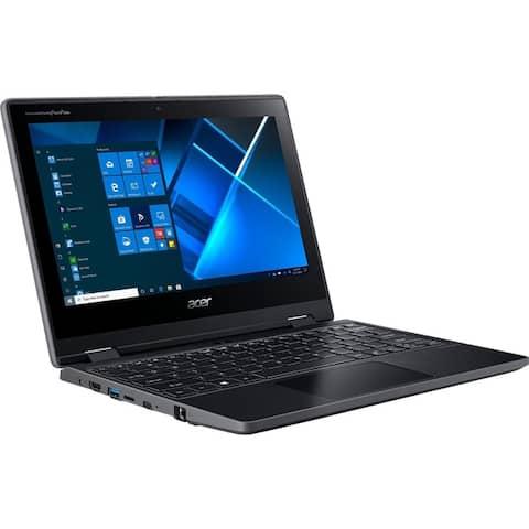 "Acer TravelMate Spin B3 B311R-31 TMB311R-31-C6M4 11.6"" Touchscreen 2 in 1 Notebook - 1366 x 768 - Celeron N4120 - 4 GB RAM - 12"
