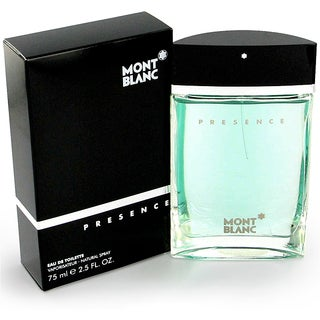Presence by Mont Blanc Men's 1.7-ounce Eau de Toilette Spray