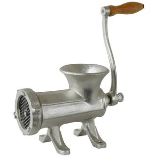 Hand-operated 4-pound Cast Iron Meat Grinder