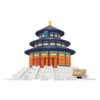 Link to Temple of heaven Beijing Similar Items in Building Blocks & Sets
