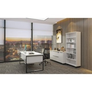 Rye Studio Tirol Modern Office Desk