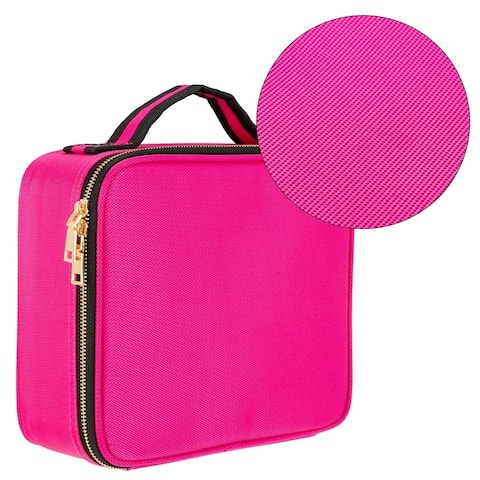 Professional High-capacity Multilayer Portable Travel Makeup Bag