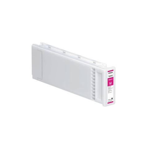 Epson T694300 UltraChrome XD Ink Cartridge - Magenta - 8' x 11'