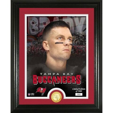 Tom Brady Buccaneers Photo Mint