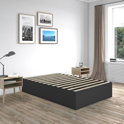 Sleep Sync Modern Platform Bed Frame Base