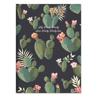 Link to July 2020-June 2021 7.5x10.25 Cacti Colors Medium Monthly Planner Similar Items in Planners & Accessories
