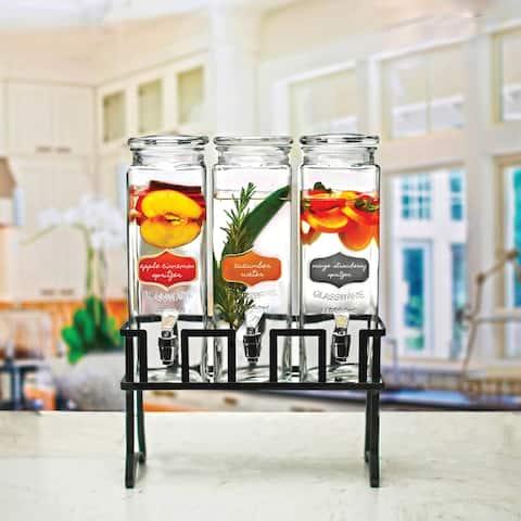 Triple Yorkshire Element Dispensers