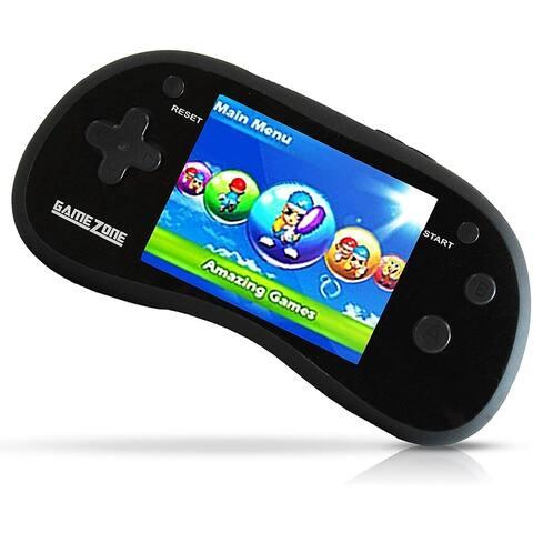 IQ Toys Handheld Portable Digital Screen 220 Preloaded Games