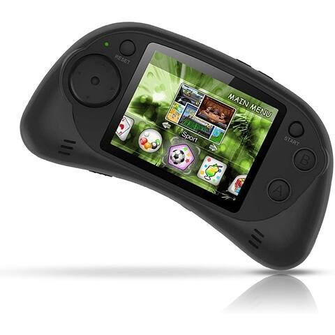 IQ Toys Handheld Portable Digital Screen 200 Preloaded Games