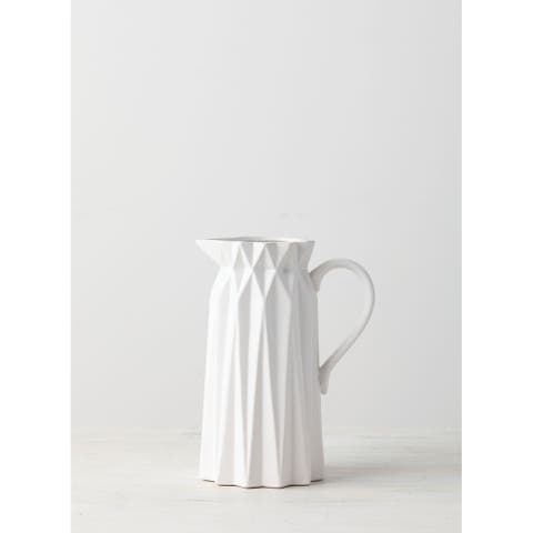 Origami Pitcher