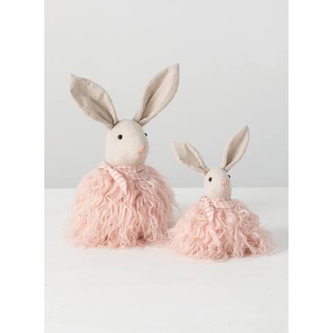 Sitting Rabbit -Set of 2