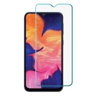 Link to Insten Clear Tempered Glass Screen Protector LCD Film Guard Shield compatible with Samsung Galaxy A10e Similar Items in Cell Phone Accessories