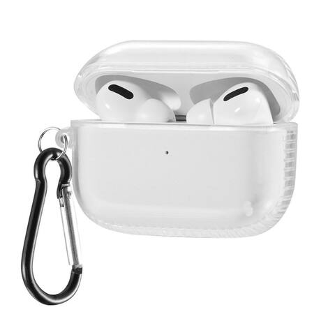 Insten Clear Guard Collection TPU Case Compatible With Apple AirPods Pro