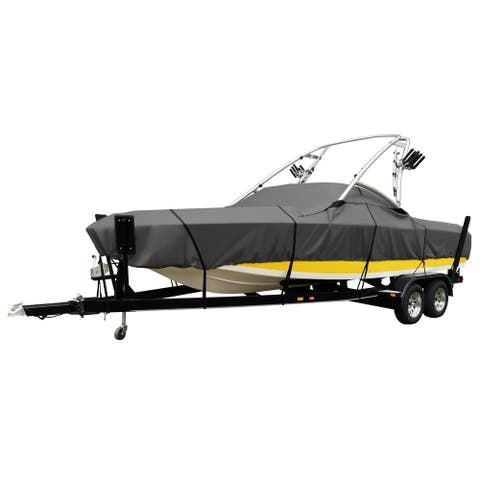Classic Accessories StormPro Waterproof Heavy-Duty Ski & Wakeboard Tower Boat Cover