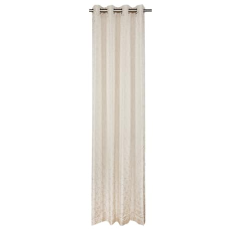 Brielle Ivory Panel 52 in.x 96 in.