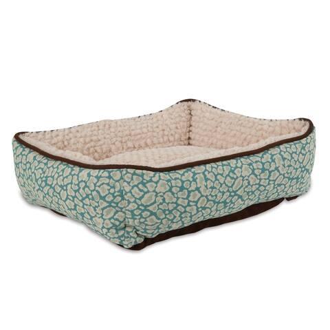 Petmate Fashion Rectangular Lounger Pet Bed - 24 X 20