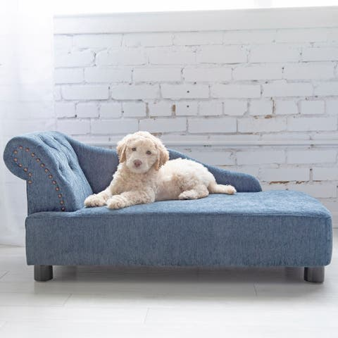 La-Z-Boy Solana Chaise Furniture Dog Bed - 40 X 20