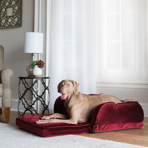 La-Z-Boy Duchess Fold Out Sleeper Sofa Dog Bed - 29 X 38