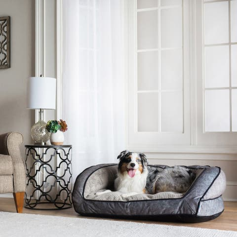 La-Z-Boy Harper Sofa Dog Bed - 43 X 35