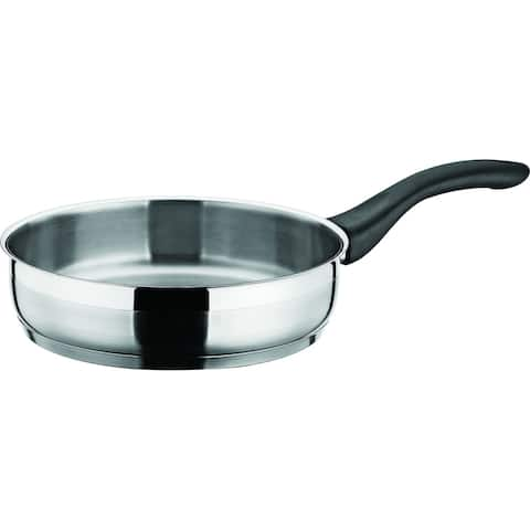 Hascevher Surme Stainless Steel Frying Pan - Induction Compatible