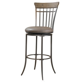 Link to Charlestown Vertical Stool Counter Height - 23-28 in. (As Is Item) Similar Items in As Is