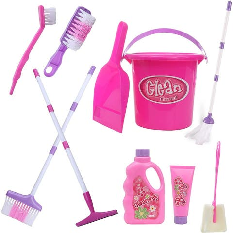 Top Right Toys Pretend Play Housekeeping Set