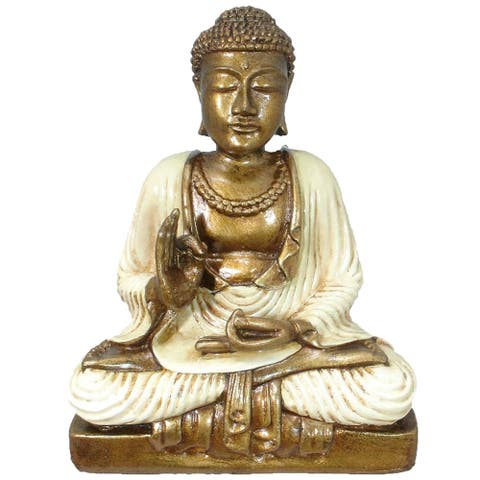 Buddha Blessing Figurine
