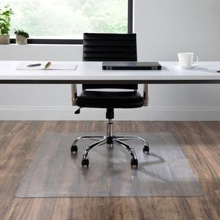 "OFM Essentials Collection 46"" X 60"" Chair Mat for Hard Flooring (ESS-8802HF)"