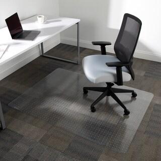 "OFM Essentials Collection 46"" X 60"" Chair Mat for Low Pile Carpet (ESS-8802C)"