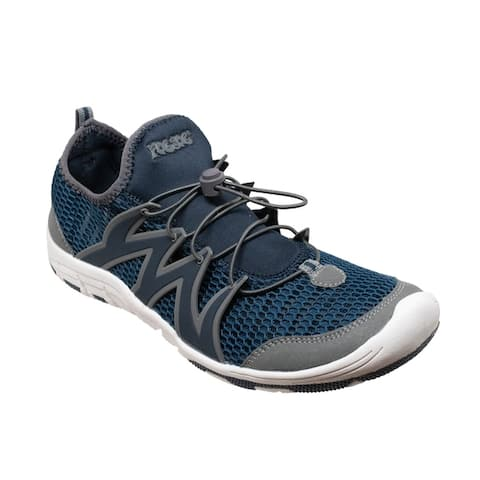 Men's Speed Lace Sandwich Mesh Rocsoc Navy/Grey