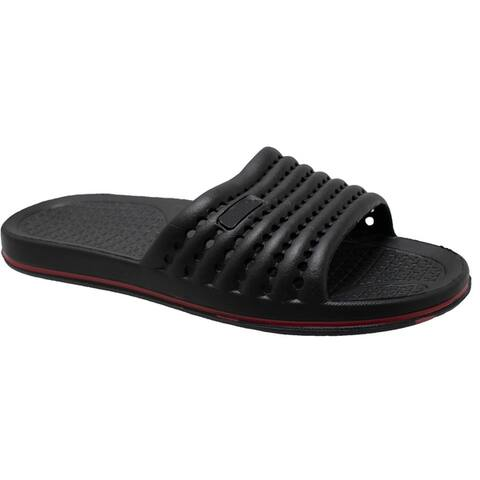 Men's EVA Comfort Slip On Sandal Black