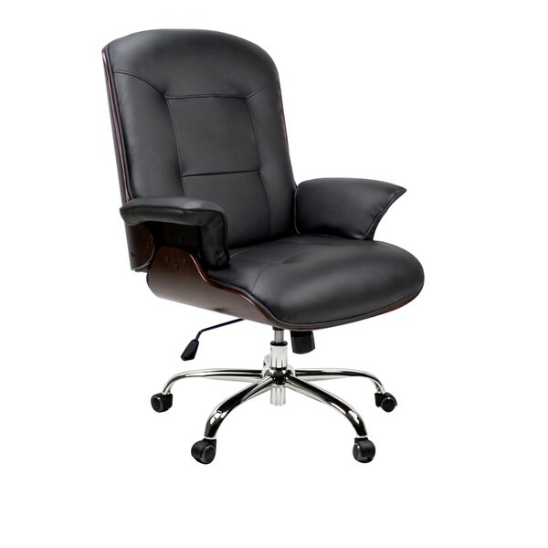 Shop BIRCH Mid-Century Modern Home Office Chair