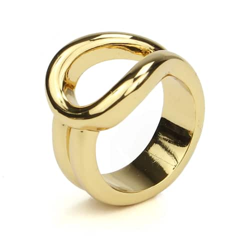Gold Contemporary Ring