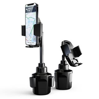#68 universal high quality adjustable cup holder phone mount with exte
