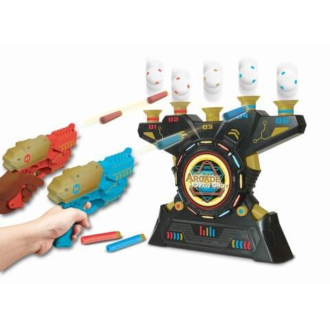 Merchant Ambassador Electronic Arcade Hover Shot Game - 2 Player Shootout! - N/A
