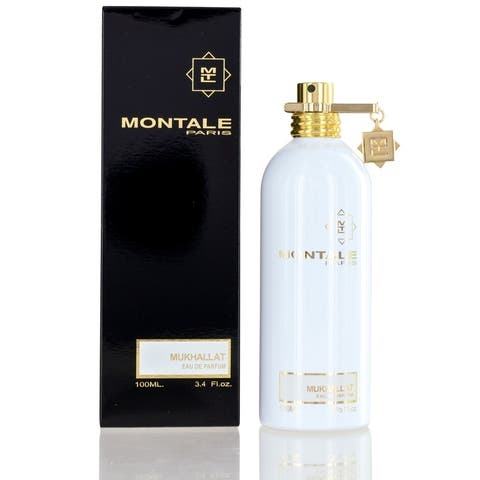 """""""Mukhallat by Montale EDP Spray 3.4 Oz (100 Ml) for Women and Men White"""""""