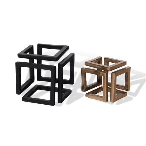 Ryker, S2 Decorative Tabletop Accessory
