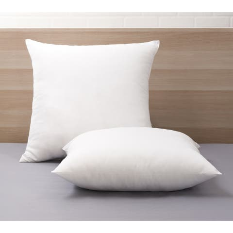 Cozy Classics Big and Lofty Euro Pillow (Set of 2)