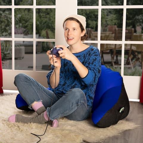Jaxx Fusion Gamer Rest, Gaming / Reading MicroBead Pillow